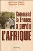 En mai 2005, paraît : « Comment la France a perdu l'Afrique » par Stephen Smith et Antoine Glaser (édition Calman Levy).